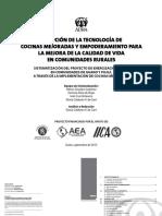 AEA Sistematizacion Proyecto Cocinas Mejoradas ADRA