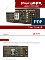 PunchBox - User Manual