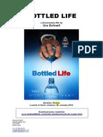 Bottled Life Presskit En
