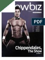 Las Vegas Magazine / Showbiz Weekly Cover