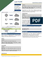 DmSwitch Limitacao de Banda Por VLAN QuickReference Rev.1.1 Pt