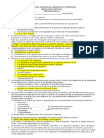 Parcial de Regulacion Contable No. 2