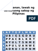 Hangganan at Lawak Ng Pilipinas-teritoryo