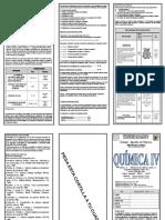 Sintesis Prog Anual Quim IV Area i 16-17