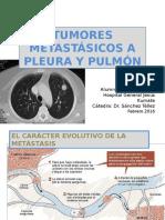 5.Tumores metasásicos pleura pulmón.pptx