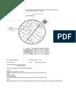 Formatos de Conteo Vehicular - Vehículos Mayores y Menores