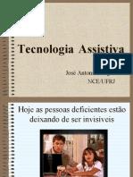 Desenvolvimento de Tecnologias Assistivas