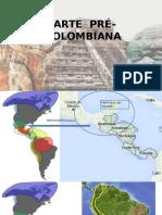 Artes - Maias, Incas e Astecas