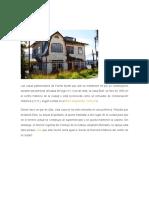 Las Casas Patrimoniales de Puerto Montt Que Aún Se Mantienen en Pie Se Construyeron Durante Las Primeras Décadas Del Siglo XX