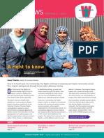 Women's Health West News, Edition 2, 2016