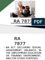 RA 7877