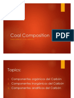 Coal Geology Coal Composition 100815