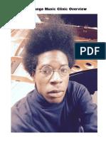 AfroXchange Workshops