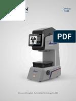 SINOWON Optical Inspection Instruments Catalog5008