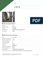 Antenna THP 06 127 S