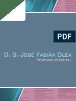 José Fabián Olea - Portafolio digital
