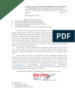 Surat Pendaftaran Keanggotaan Aaipi