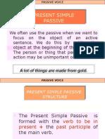 Present Simple Passive______