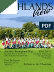Highlands View Magazine Vol.21 No.3-2016