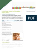 ¿Cómo aliviar la obstrucción nasal en bebés y niños_.pdf