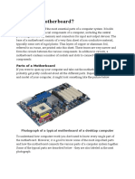 What is a Motherboard.docx