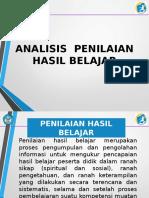 Analisis PHB
