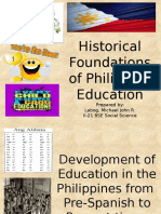 historicalfoundationsofphilippineeducation2-120129013959-phpapp02