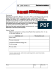 Arbeitsblatt Mechanic Static Englisch