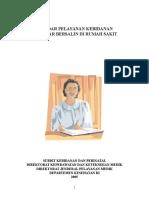 DRAF STANDAR KAMAR BERSALIN.doc