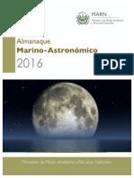 Almanaque Marino 2016 Completo Rev MM