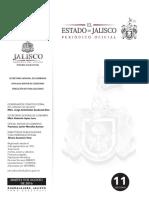 Reglamento de La Ley de Movilidad y Transporte de Jalisco