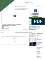 17 - Prueba de Kolmogorov-Smirnov_ Demostración de Normalidad [Curso de Estadística] - YouTube