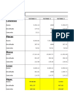 Formato Metrado Estructuras Cuadro Resumen (Autoguardado)