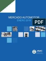 01 - ANAC - Mercado Automotor Enero 2016