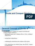 Divide&Conquer