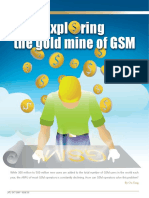 Exploring the Gold Mine of Gsm