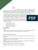 Apostila Informatica Microsoft Office