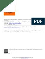 Studien Zur Altägyptischen Kultur Volume 8 Issue 1980 [Doi 10.2307%2F25150066] Rolf Gundlach -- Mentuhotep IV. Und Min Analyse Der Inschriften M 110, M 191 Und M 192a Aus Dem Wâdi Hammâmât