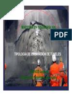3. Tipologia de Excavación de Túneles