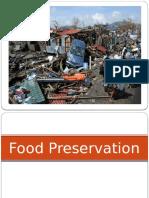 Work Ed - Food Preservation