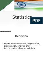 9. Vital Statistics