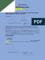 math module-2