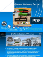 Powerscreen Chieftain 2100X Brochure | Vehicles | Energy And