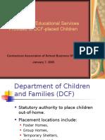 2083DCF Placements