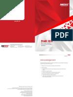 ProBE 2015 Report