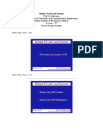 Digital System Design Lec37