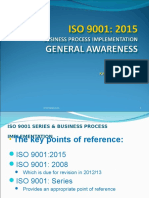 ISO 9001 - Awareness Training