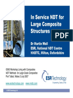 In-Service NDT Inspection