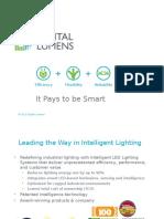 1 Digital Lumens ETCC 071212