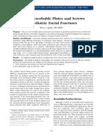 Paedo Jaw Fractures